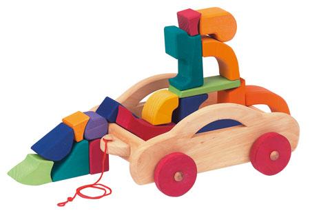 Spielzeug ab 2 Jahre Bauklötze