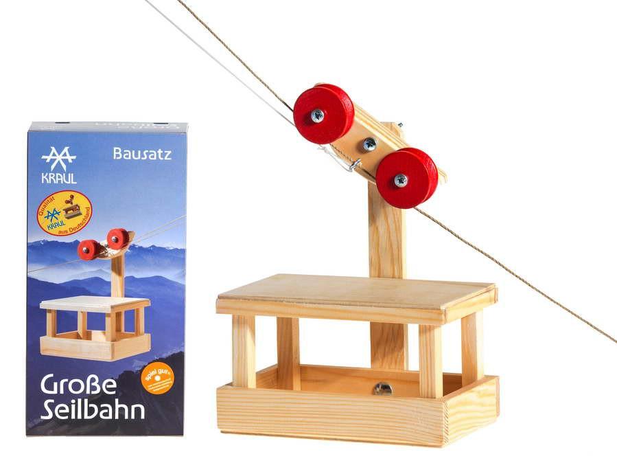 Große Seilbahn Die Puppengondel Bei Carelino Spielzeug Mit Herz
