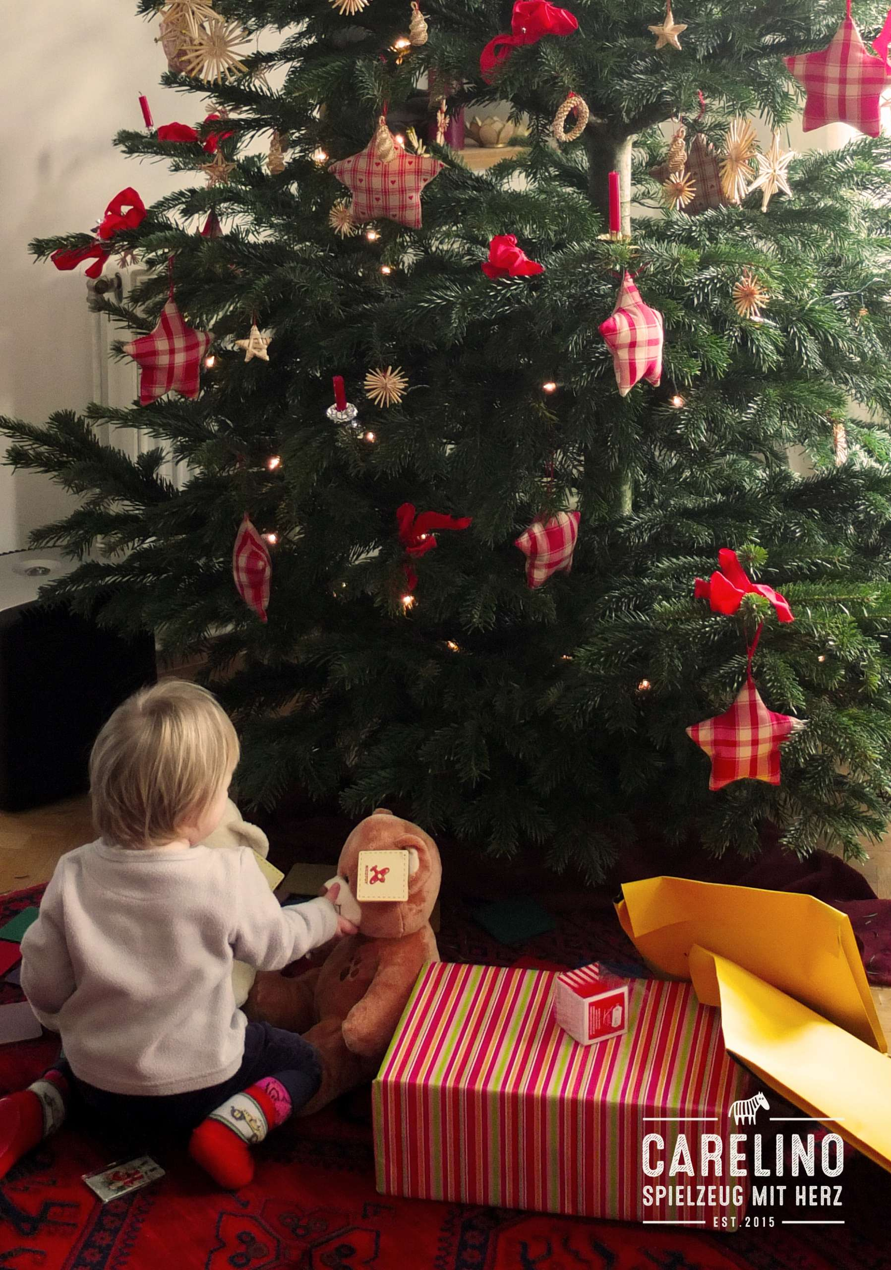 Wie viele Geschenke braucht mein Kind zu Weihnachten ...