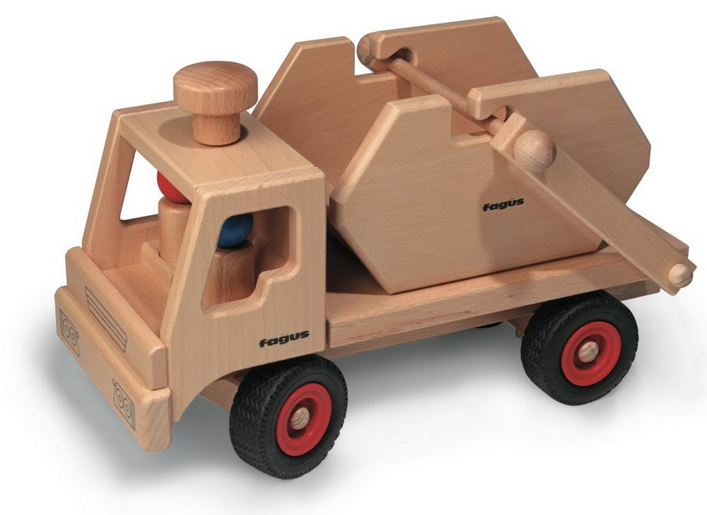 Truck Car a Container Toy Carelino Fagus With Toy di Yb6mgyvIf7