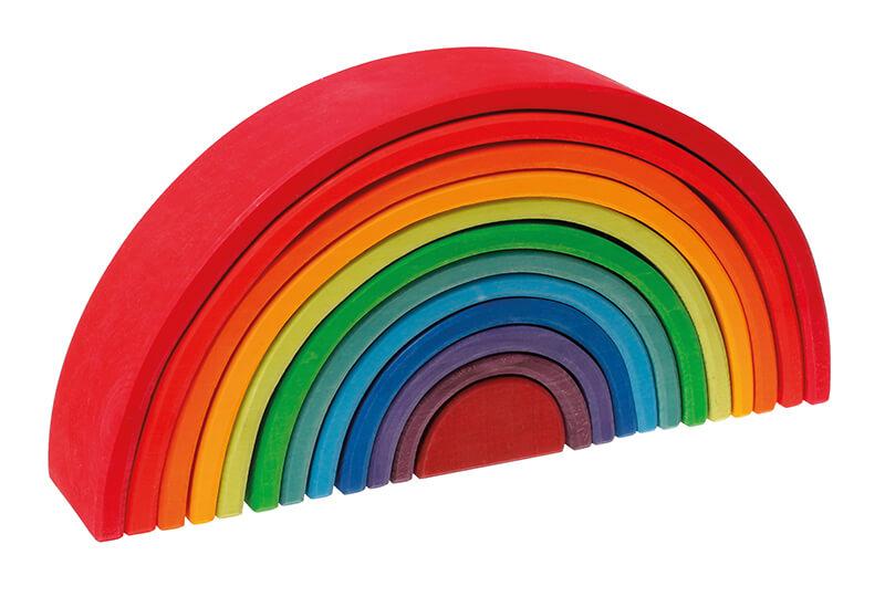 Spielzeug ab 1 Jahr Grimms Regenbogen