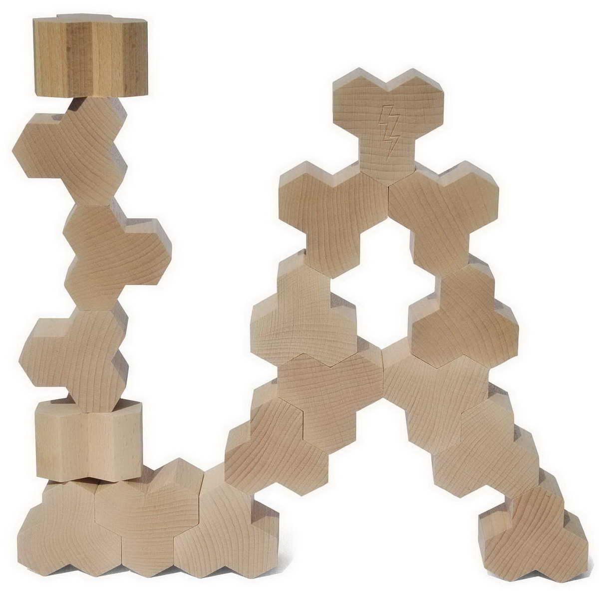 Spielzeug ab 2 Jahre Bausteine